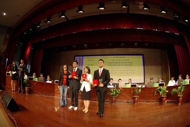宪法精神进校园 石化学子夺银奖 我校荣获2016上海市 新沪杯 法律大赛